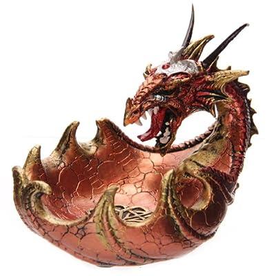 Dark Legends Fire Dragon Ashtray #50001