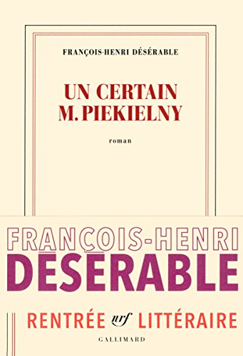 Un certain M. Piekielny : roman