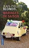 Mariages de saison par Blondel