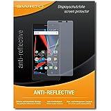 """2 x SWIDO® protecteur d'écran Archos 55 Diamond Selfie Lite protection d'écran feuille """"AntiReflex"""" antireflets"""