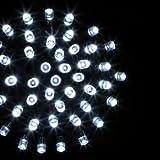 Lichterkette 200LED weiß