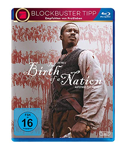 The Birth Of A Nation - Aufstand zur Freiheit [Blu-ray]