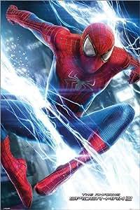 Poster Spiderman 2 - Leap - affiche à prix abordable, poster XXL