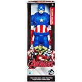 Marvel Avengers - Figura Titan Capitán América (Hasbro b1669)