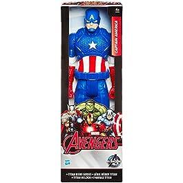Hasbro B1669ES0 – Avengers Captain America, 30 cm