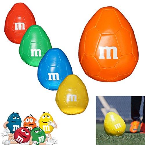 mms-2-palle-con-m-di-peluche-morbido-originale-e-rare-per-football-americano-a-forma-di-uovo-coppa-d
