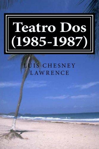 Teatro Dos (1985-1987) por Luis  Chesney