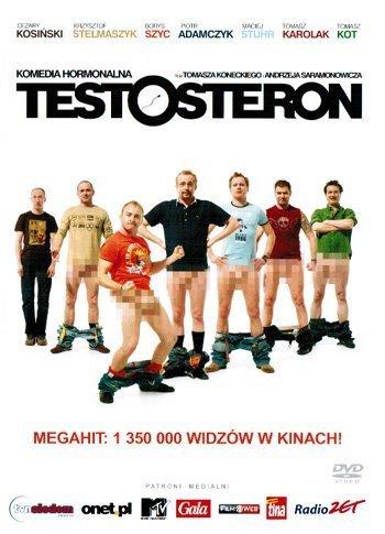 Testosteron by Borys Szyc