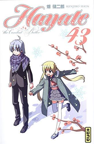Hayate The combat butler, tome 43 par Kenjiro Hata