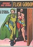 Flash Gordon de Burulan numero 010 (numerado 1 en trasera): La patrulla de la muerte