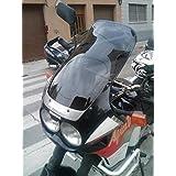 Pare-brise Touring PB Honda XRV750 AFRICA TWIN P.R.S 93-95 RD07 Fumé foncé
