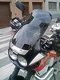 Powerbronze 420H130002 Tourenscheibe PB Honda XRV750 AFRICA TWIN L.M.N 89-92 RD04 stark getönt 90%