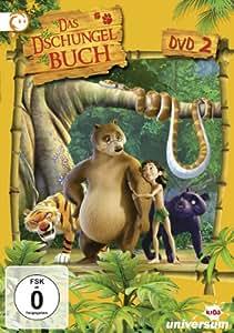 Das Dschungelbuch, DVD 02