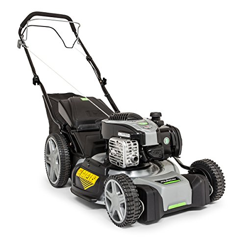 Murray EQ500X - 18 Inch/46 cm Self-Propelled Petrol Lawnmower with Briggs & Stratton 575EX Series Engine Including Mulching Plug