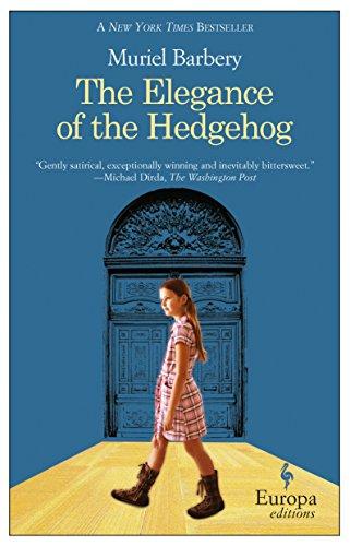 The Elegance of the Hedgehog (English Edition) Womens Hedgehog