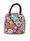 EZ Life Cute Carry Bag - Pastel Flowers - Multi