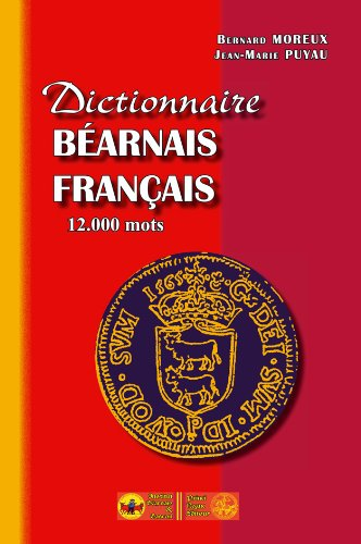 Dictionnaire béarnais-français (12000 mots)