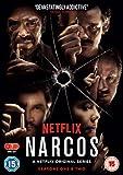 Picture Of Narcos Season 1 & 2 Boxset [DVD]