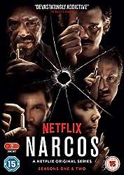 Narcos Season 1 & 2 Boxset [DVD]