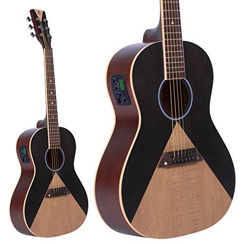 Lindo Aztec Parlour Traveller Elektroakustische Gitarre