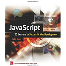 [Php: 20 Lessons to Successful Web Development] [By: Nixon, Robin] [January, 2015]