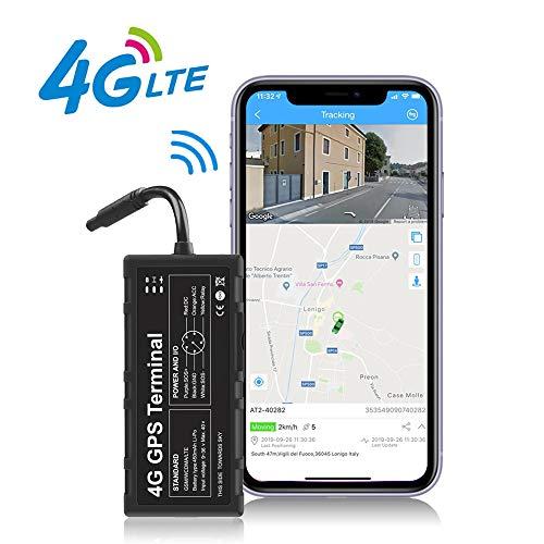4G GPS Tracker per Auto Toptellite Localizzatore GPS, Hotspot WIFI, Combustibile tagliato a distanza, Posizionamento e monitoraggio in tempo reale per taxi, allarmi multipli, APP Android iOS gratuit