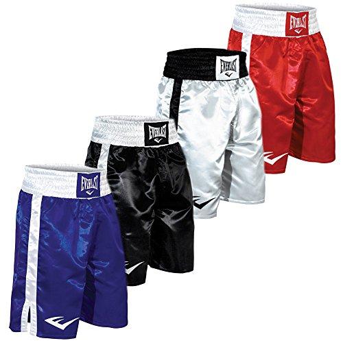 Everlast Boxhose Pro Boxing - Boxerhose blau/weiß S