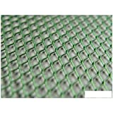 Racing Grids Str8Strong Quality 30x 30cm fine green Anodised Hole Spacing