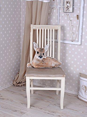 Stuhl, Esszimmerstuhl, Holzstuhl, Sitz, Sitzmöbel aus Holz in massiver Fertigung für die Ewigkeit gedacht, gefertigt in hoher Qualität und für schöne Esszimmer aber auch für den Schreibtisch ideal - Palazzo Exclusive