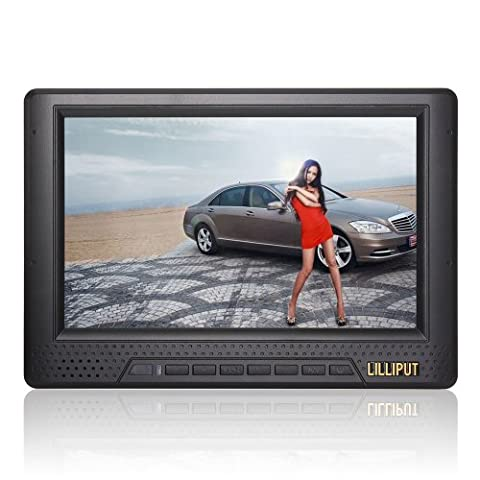 Lilliput 668GL Field Monitor for DSLR HD Video Camera DSLR