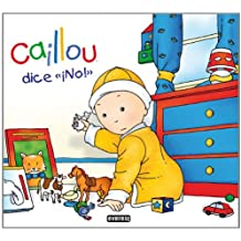 "Caillou dice ""¡no!"" (Mano a mano)"