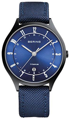 Bering Herren-Armbanduhr 11739-827
