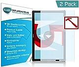 Slabo 2 x Premium Panzerglasfolie für Huawei MediaPad M5 | M5 Pro (10,8