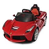 Rastar 82700 Ride-on Ferrari LaFerrari, rot Vergleich