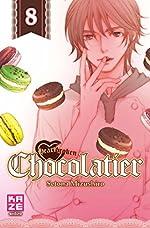 Heartbroken Chocolatier Vol.8 de MIZUSHIRO Setona