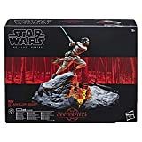 STAR WARS- Black Series-Figurine Rey Collector, E0330, Varié