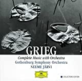 GRIEG: Complete Music with Orchestr: GSO / Järvi - Best Reviews Guide
