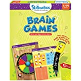 Skillmatics Educational Game: Brain Games, 6-99 Years