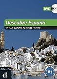 Descubre España. Livello A1. Con DVD