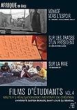 Films d'étudiants Saint-Louis du Sénégal vol.4