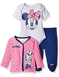 Disney Baby Girls Minnie Mouse Jacket