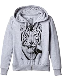 Eleven Paris 15F6LH36 - Sweat-shirt à capuche - Imprimé - Manches longues - Garçon