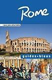 Telecharger Livres Guide Bleu Rome (PDF,EPUB,MOBI) gratuits en Francaise