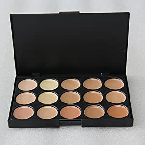 Domire 15 COLOURS 3D RADIANCE CONCEALER PALETTE 02#