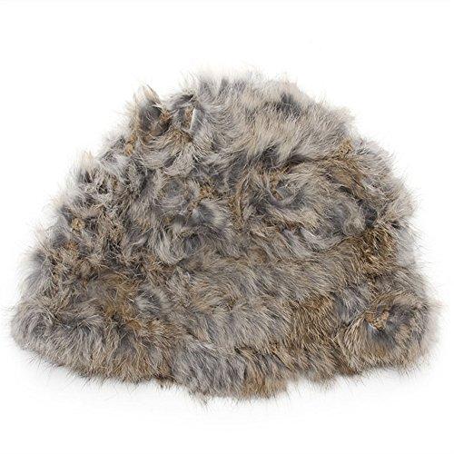 the-cheers-fashion-lady-rabbit-fur-knitted-cap-women-winter-warm-beanie-hat-light-brown