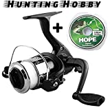 #7: Fishing Spinning Reel Spool Vessel Wheel Line Gear Ratio 5.2:1,3BB, Sea Water/Lake Water