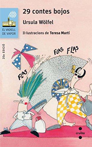 29 contes bojos (Barco de Vapor Azul) por Ursula Wölfel