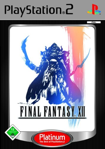 Final Fantasy XII - Platinum - 2 Final Fantasy Playstation