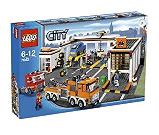 LEGO City 7642 - Große Autowerkstatt (B001U3ZMFE) | Amazon price tracker / tracking, Amazon price history charts, Amazon price watches, Amazon price drop alerts