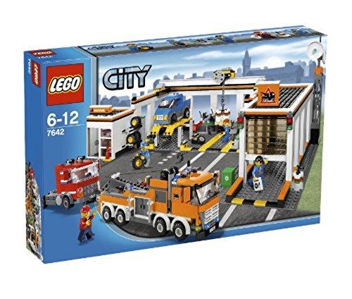 LEGO City 7642 - Große Autowerkstatt